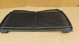 03-09 Audi A4 Cabrio Cabriolet Rear Wind Deflector Screen Blocker 8H0862953 image 12