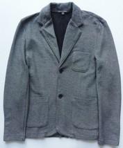 NWT Threads 4 Thought Mens XL Black Pique Jersey Cardigan Blazer Sport Coat - $60.38