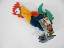 "NEW Disney Store  Hei Hei 12"" Rooster Plush Toy Doll Moana NWT - $17.81"