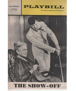 """National Theatre Playbill George Kelly's """"THE SHOW OFF"""" December 1968 - $3.00"""