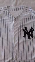 Derek Jeter Majestic 2009 Yankees Stadium Inaugural Season Jersey - Size 52 - $29.69