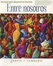 Entre Nosotros Iae 2ed [Paperback] Jarvis - $116.51