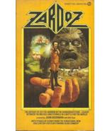 ZARDOZ John Boorman - SEAN CONNERY COVER - SCIENCE FICTION & FANTASY - $20.49