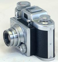 SAMOCA 35 III 35mm Rangefinder Film Camera Ezumar Anastigmat  f/3.5 50mm... - $76.50