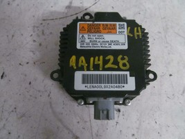 09 10 INFINITI M35 HEADLIGHT BALLAST ONLY XENON ADAPTIVE - $134.99