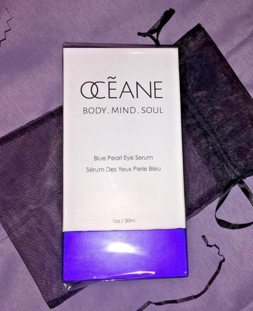 Primary image for BRAND NEW IN BOX Beauty Blue Pearl Age Defying Eye Cream, 12 oz, Supreme results