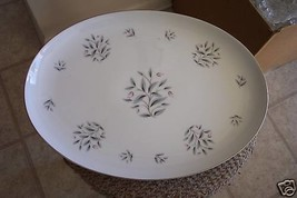 Jyoto Emily 16 1/4 oval platter 1 available - $14.80
