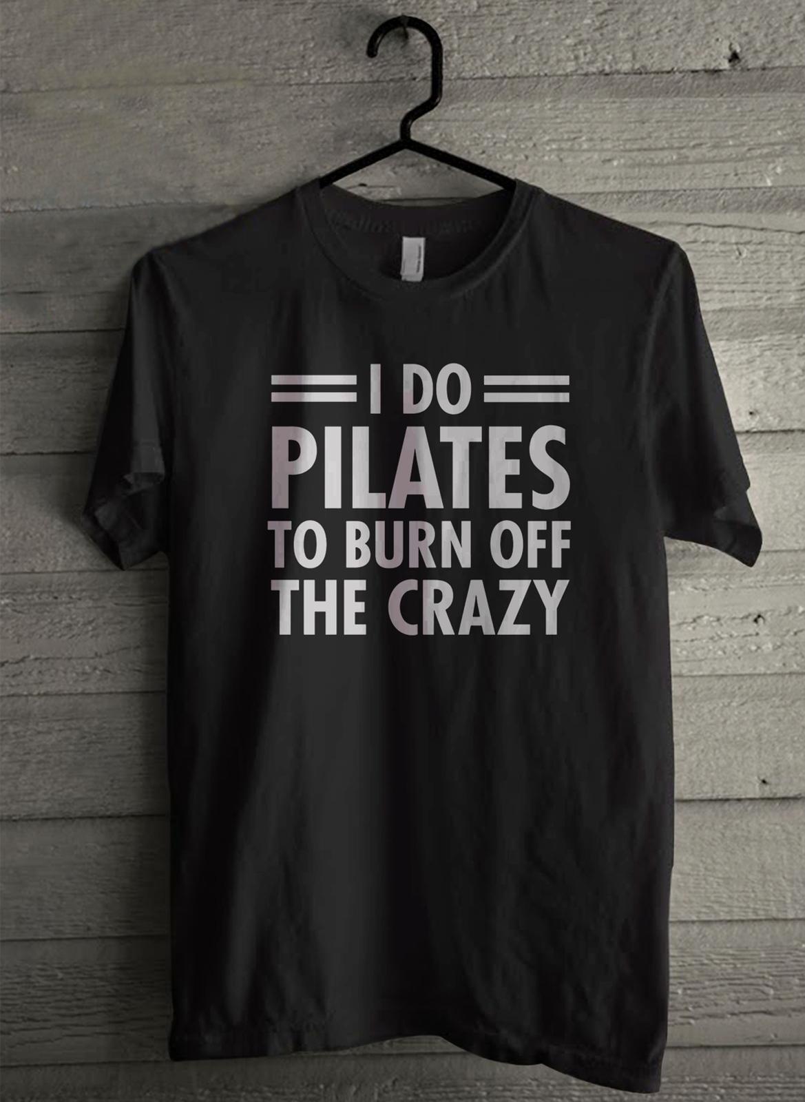 I do pilates to burn off the crazy