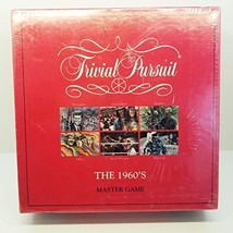 Parker Brothers Trivial Pursuit The 1960's Master Game - £53.23 GBP