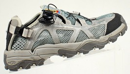 Salomon Women's RUNNING Trail Hiking Athletic Shoes SIZE 6 contagrip 643001 - $37.39