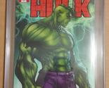 Hulk #7 2008 Turner Variant CGC 9.8