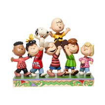 "7.5"" ""A Grand Celebration"" Peanuts Collection Figurine by Jim Shore"
