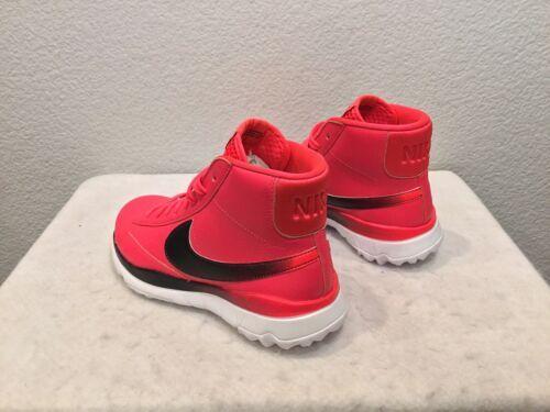 New Women's Nike Blazer Spikeless Golf Shoes~Solar Red~ Size 6.5 (818730-601)
