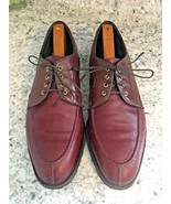 FOOTJOY Premiere Classic Dry Burgundy Norwegian Split Toe Golf Shoe USA ... - $46.54