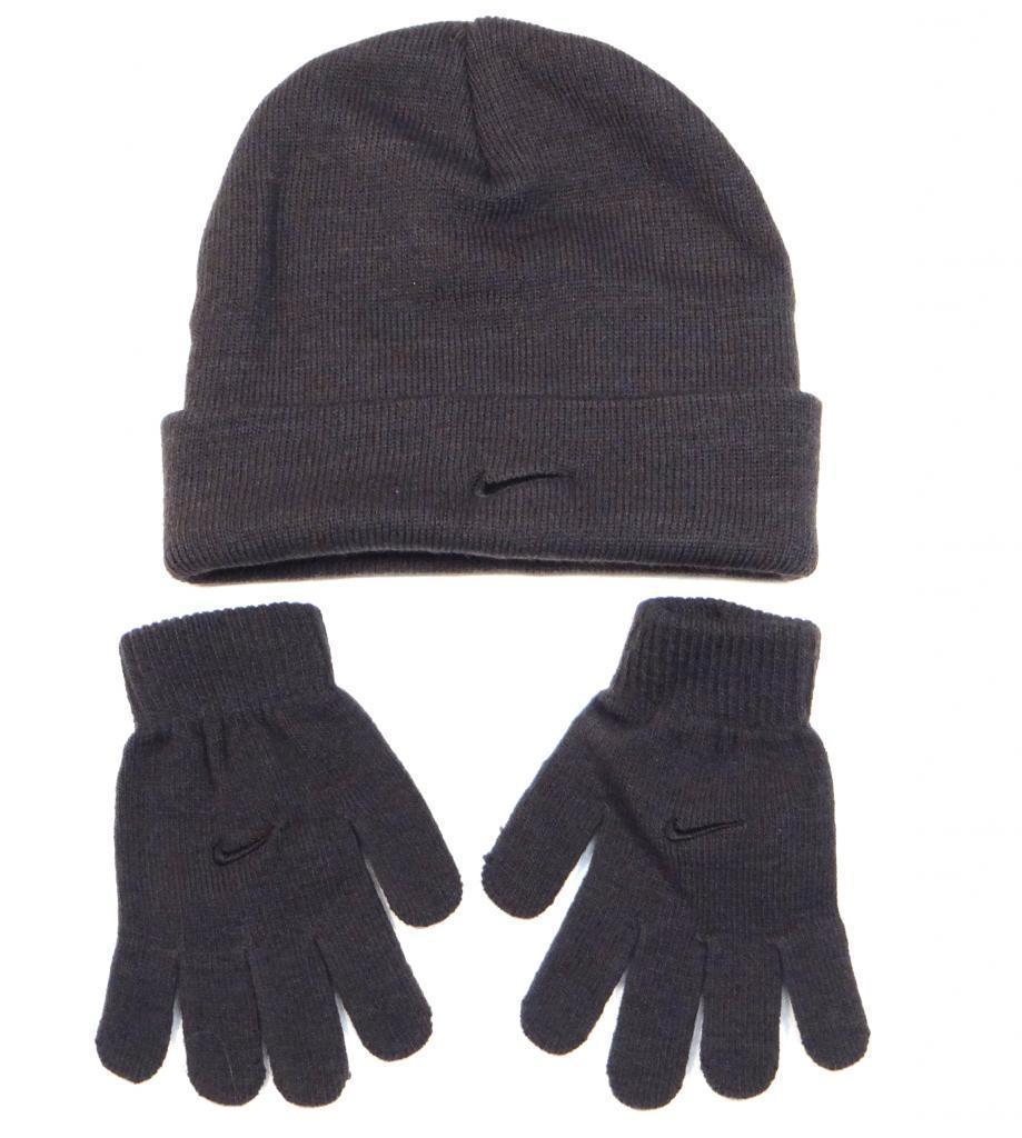 Nike Dark Gray Knit Cuff Beanie   Stretch and 50 similar items. S l1600 29190e6847f4