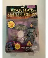 Star Trek Starfleet Academy Cadet Jean Luc Picard Figure on Card  - $12.86