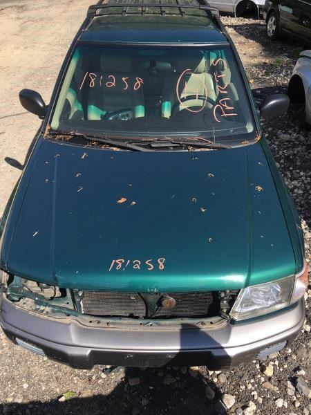Air Cleaner Fits 97-99 IMPREZA 232179
