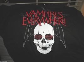 VAMPIRES EVERYWHERE - Winged Skull t-shirt ~NEVER WORN~ Med / Large - $8.54