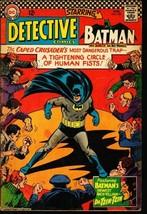 DETECTIVE COMICS #354-BATMAN AND ROBIN VG - $18.62