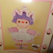 Gumdrop Doll Pattern Cupcake Corner Dumplin Designs Crochet 1985 UP 5 - $9.99