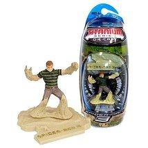 Marvel Year 2007 Spider-Man 3 Titanium Die Cast Series 3 Inch Tall Mini Figure - - $24.99