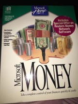 Microsoft Money Disks Home - $26.73