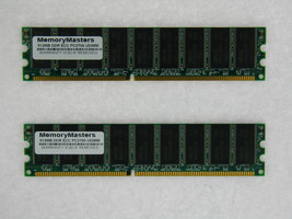 1GB (2X512MB) COMPAT TO 06P4054 06P4061 30R5087 403510