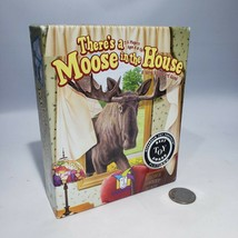 There's a Moose in the House Family Card Game 2009 Complete Gamewright B... - $12.95