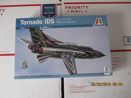 Italeri Tornado IDS 60th Anniversary 1/72 scale - $29.99