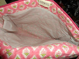 Peach/Pink baby diaper bag by Pomegranate image 5