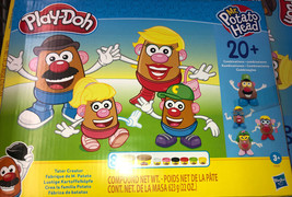 Mr. Potato Head Play-Doh Tator Creator By Hasbro New In BoxMrs. Potato Head - $25.73