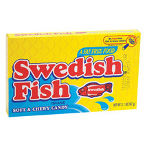 Swedish Fish Red - Theater Boxes - 12ct - $24.95
