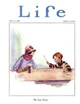 Life Magazine Prints: The Last Straw - Crosby - July 17 1924 - $12.95+