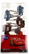 Lot 3 Disney Cars Soap Dispenser Cotton Jar Shower Curtain Hooks Set McQ... - $12.79