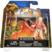 Jurassic World Dr. Ellie Sattler Figure Legacy Collection 2018 Mattel park - $14.01