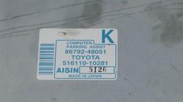 Toyota Computer Parking Assist Control Module 86792-48051 image 2