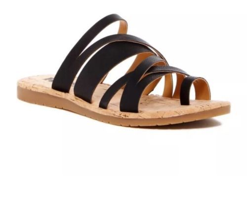 2738cf68a NEW KORKS Clemons Slide Strappy Sandal