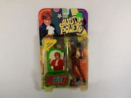 VINTAGE NEW IN PACKAGE 1999 ULTRA COOL AUSTIN POWERS DOLL FIGURE SHAGADELIC - $19.99