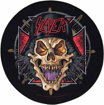 "Slayer Wehrmacht Sew On 11 1/4""  XL Back Patch Badge Applique-New - $14.34"