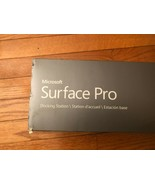 Microsoft Surface Pro 3 Docking Station Model 1664 with AC Power 3Q9-000... - $145.48