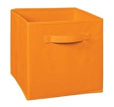 ClosetMaid 1835 Cubeicals Fabric Drawer, Pumpkin - $7.18