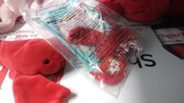 Ty Beanie babies, Beanie Buddies and Mcdonald's Teenie Beanies Pinchers image 4