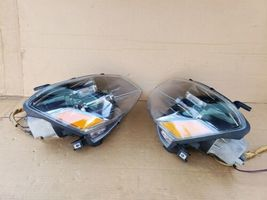 05-06 Nissan Altima 3.5 SE-R  Xenon Headlight Head Light Lamps Set L&R image 6