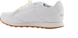 Reebok s Lace-Up Sneaker Harman Run White Steel 7.5M NEW A372100 - $62.35
