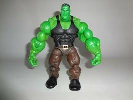 "Marvel 2003 The Hulk Movie Series 3 David Banner 7"" Action Figure Loose EUC - $14.79"