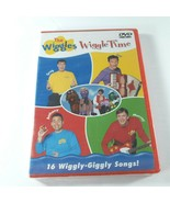 The Wiggles 'Wiggle Time' 16 Wiggly Giggly Songs DVD (2004) - $17.77