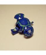 Bakugan Battle Brawlers Saurus B1 Blue Aquos 450G Smaller 2007 - $9.99