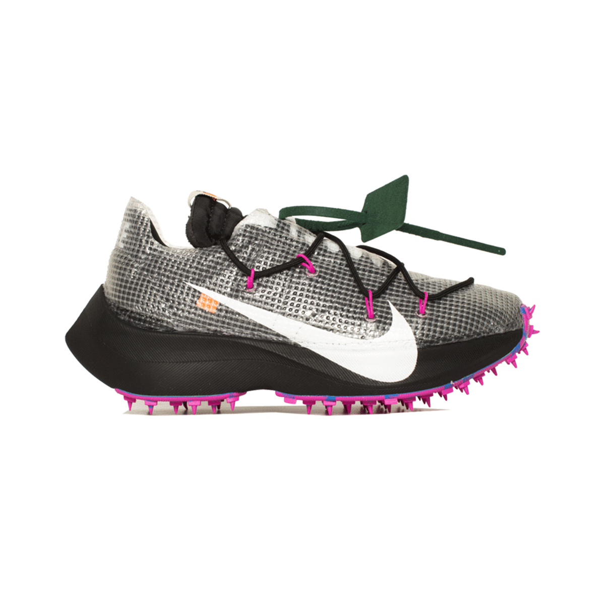 Primary image for Off-White x Nike Women's Vapor Street (Black/ Grey/ Fuchsia) Sizes 6-10