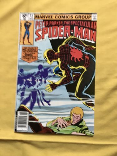 Spectacular Spider-Man (1976 1st Series) #43 VF Very Fine