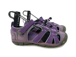Keen Seacamp II Cnx Waterproof Sandals Purple Girls Toddler Size 4 - $29.67